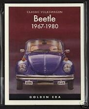 VOLKSWAGEN BEETLE (1967-1980) - Collectors Card Set - 1302 1303 Jeans Karmann VW