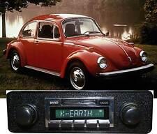 NEW USA-630 II* 300 watt '71-79 VW Super Beetle AM/FM Stereo Radio iPod USB Aux