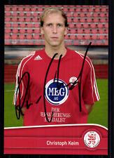 Christoph Keim Hessen Kassel 2007/2008 TOP AK +  + A 72406