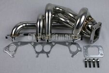 Collecteur Echappement Inox Super 5 GT Turbo R11 R9 Coupe Gr.N Gr.A GTT Manifold