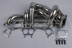 Collecteur Echappement Inox Super 5 GT Turbo R11 R9 Coupe Gr.N Gr.A GTT Manifold