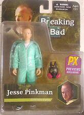 JESSE PINKMAN BLUE HAZMAT SUIT 6 INCH ACTION FIGURE 2014 Previews Exclusive