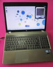 FAST! HP Probook 4530s laptop Intel I5-2540m 2.6-3.3ghz 4GB ram 320GB hdd W7