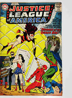 Justice League of America #23 DC 1963 VG/FN Silver Age Comic Key 1st Appearance