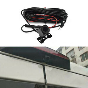 2.5mm DC12V Waterproof 5Pin Rear View Camera Fit For Car DVR Mirror Dash Cam