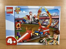 New And Sealed Lego Toy Story 4-Duke Caboom's Stunt Show