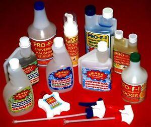 Pro-f-i & Crazy Clean Putzmittel bekannt aus dem TV Shopping Anschauen!