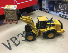 1/50 DieCast Model Construction Vehicles 982M Wheel Loader With with tools