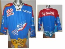 HC KLOTEN FLYERS Swiss Ice Hockey Shirt Eishockey JERSEY MAGLIA senior size M