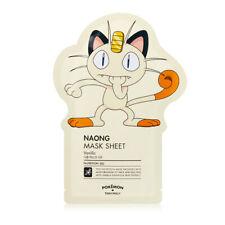 TONYMOLY x Pokemon Meowth/Naong Mask Sheet (6 Pack) (USA Seller)