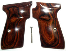 Walther PPK/S Smith & Wesson version Grips Solid Rosewood smooth