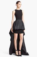 Michael Kors Sleeveless High/Low Peplum Gown ( Size 2)