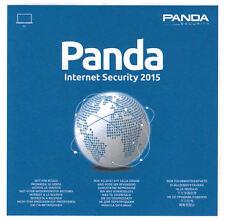 Panda Internet Security 1-PC / 1-Jahr -DOWNLOAD- Gültig für 2017 / 2018 / KEY