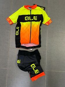 Alé Cycling Excel Rumbles Kids Jersey + Shorts