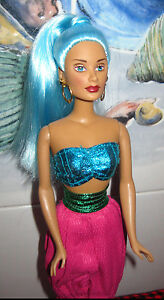 1995 FASHION ROYALTY~*INTEGRITY *DOLL~EXCLUSIVE ELECTRIC BLUE~Seriously Stunning