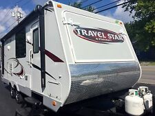 14 2014 STARCRAFT TRAVEL STAR CAMPER  TRAILER 227  SALVAGE DAMAGED REPAIRABLE