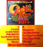 LP Million Singers: Carnival and other Big Hits (Fontana 6434 180) D