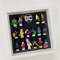 Display Frame for Lego DC Comics Series minifigures 71026 no figures 27cm