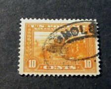 US Stamp Scott# 400A  Discovery of San Francisco Bay 1913 L193