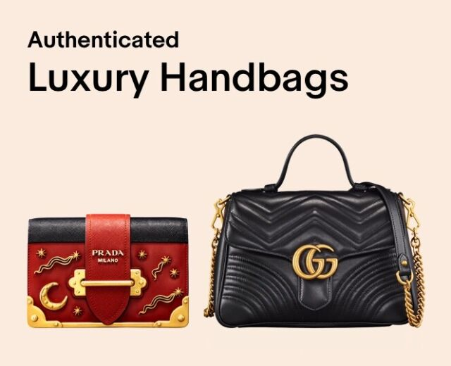Authenticated Handbags