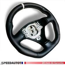S-LINE Sport Aplati Volant en Cuir Noir Audi A3 8P0419091H...