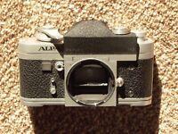 Alpa 9D w/ 1/2 case bottom #48841 TESTED in Mintish Condition Lightmeter OK