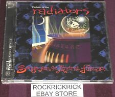 THE RADIATORS - THE BEST OF SONGS FROM THE ANCIENT FURNACE -14 TRACK CD-
