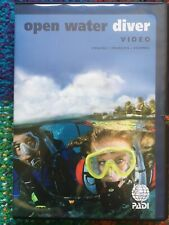 Padi Open Water Diver - 2-Disc Dvd Set (Version 3.0) Video - No Book