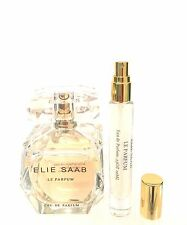ELIE SAAB LE PARFUM EDP .33OZ (10ML) DELUXE TRAVEL ATOMIZER PERFUME SPRAY