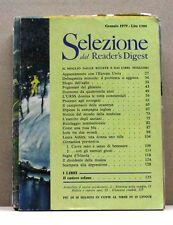 SELEZIONE DAL READER'S DIGEST - GENNAIO 1979