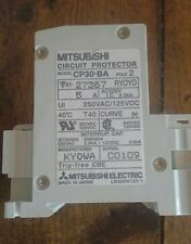 Mitsubishi Electric CP30-BA-2P-5A 2 Pole Circuit Breaker  AC/DC (Qty Available)