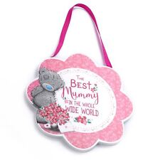 Me to You Mother's Day 'The Best Mummy in the world' Tatty Teddy plaque