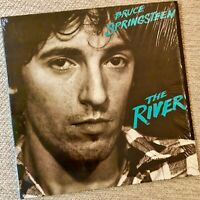 "BRUCE SPRINGSTEEN ""The River""  --  Orig. 1980 Double LP First Pressing in Shrink"