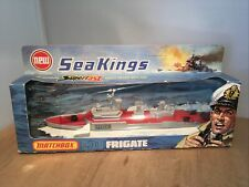 Matchbox Sea Kings Frigate Die-Cast Ship - K-301, NIB