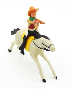 CYRNOS, Cowboy Rider Swoppett, Horse to the / Of Galloping, Very Beautiful
