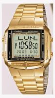 Casio Collection Herrenuhr DB-360GN-9AEF Digital Gold