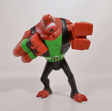 """2012 Punching Four Arms 6"""" Action Figure Ben 10 Ultimate Alien"""