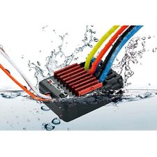 Hobbywing QuicRun Series Brushed Waterproof 25A ESC #WP-1625 For 1/16 & 1/18 RC