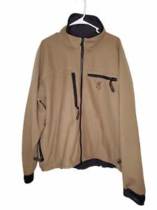 Browning Size 3XL Men's Jacket Hunting Fleece Pockets Coat