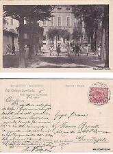 # MILANO:  DAL COLLEGIO S. CARLO - Corso Magenta 71   1911- Ediz. Modiano 35825