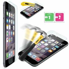 2 Pellicola Vetro Temperato Per Iphone 5 6 s 7 8 Plus SE 2 X XS XR 11 12 Pro Max