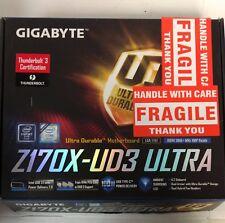 BTC - ✔ Gigabyte ga-z170x-ud3 Ultra LGA 1151 Intel z170 HDMI #eb1256