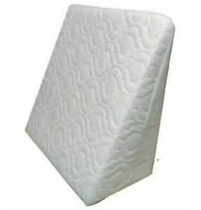 Recliner Bed Wedge Foam Pillow, for support and comfort.