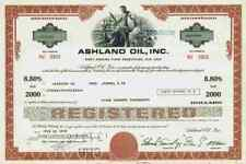 Ashland Oil Inc. 1978 Covington Kentucky Valvoline Barendrecht Niederlande 2000