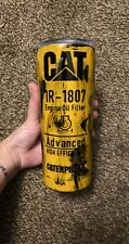 Cat Oil Filter Tumbler  20oz