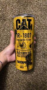 CAT Oil Filter Tumbler 20oz