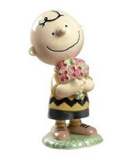 Nao by Lladro figurines -  Peanuts (Snoopy& Woodstock, Charlie Brown)