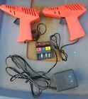 Vintage ARTIN 1/43 Slot Car Terminal Track Power Supply & Controllers (BIN#)