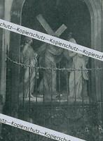 Würzburg : Käppele - Gruppe am Kreuzweg - um 1915          Z 1-25