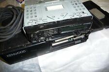 Coche radio cassette y CD changer controlador Kenwood KRC357L + KDC-C504 + Cable